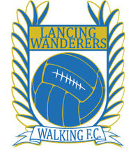 Lancing Wanderers Walking Football Club - BADGE