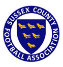 Lancing Wanderers Walking Football Club - SUSSEX F.A. LOGO